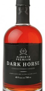 Albera Premium Dark Horse bottle