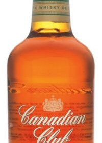 Canadan Club Chairman's Select 100% Rye bottle