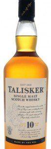 Talisker 10yo bottle