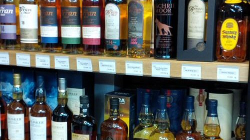 Selection from the Malt Shop