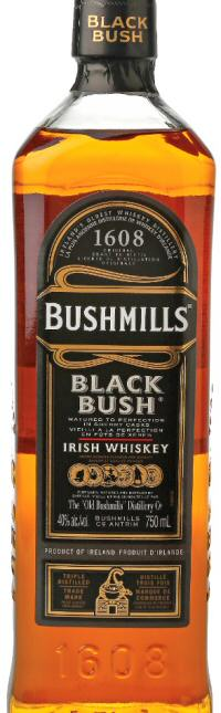 Bushmills.Black.Bush