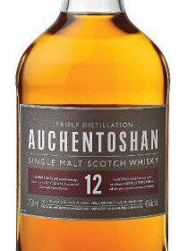 Auchentoshan 12yo bottle