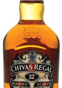 Chivas Regal blend 12yo bottle