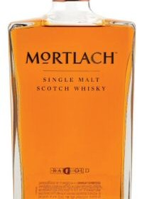 Mortlach Rare Old whisy bottle