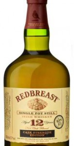 Middleton Redbreast 12yo bottle