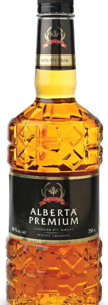 Alberta Premium bottle
