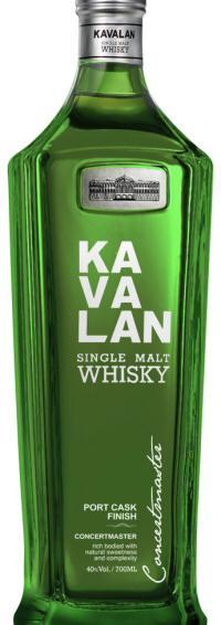 Kavalan Concertmaster bottle