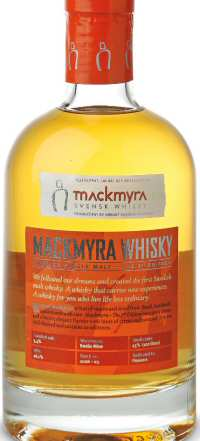 Mackmyra.First